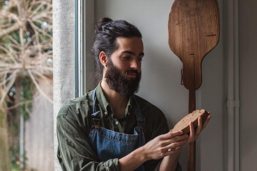 Pierre, passionné de boulangerie et pâtisserie.